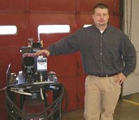 Jackson River Technical Center - Mr. Jamie Huffman - Welding