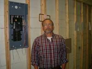 Jackson River Technical Center - Mr. Paul Graham - Electricity